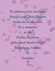 Free Examples and Templates Wedding Reception Only Invitation Wording in Cards | Tips Wedding Invitation Wording and Samples | Scoop.it