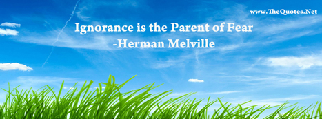Facebook Cover Image - Images in 'Herman Melville' Tag - TheQuotes.Net | Facebook Cover Photos | Scoop.it