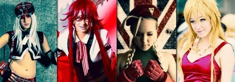 The women of cosplay speak up: the creepiest thing they've heard while in costume | Beutiful Magazine Online | Blended Gaming | Scoop.it