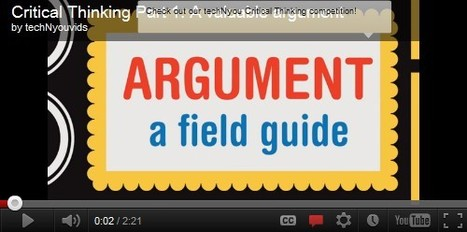 Six Vintage-Inspired Animations on Critical Thinking | omnia mea mecum fero | Scoop.it
