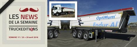 Fruehauf lance de nouvelles bennes - truck Editions | Truckeditions | Scoop.it
