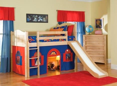 Kids Beds - For a Great Night's Sleep | Elite Bedding | Scoop.it