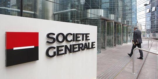 Plusieurs centaines d'emplois menacés à la Société générale