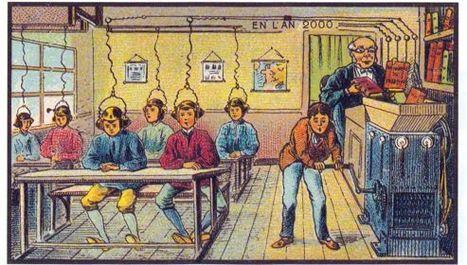 Il y a cent ans : La rentrée | Chroniques d'antan et d'ailleurs | Scoop.it