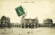 Le Cateau-Cambrésis : ce samedi, à la bibliothèque, le train sifflera ... - La Voix du Nord | Planète Livres | Scoop.it