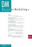 Décisions marketing n°83 - juil.-sept. 2016   Infothèque BBS Brest - L'actualité des revues   Scoop.it