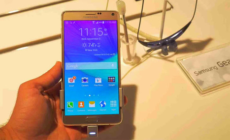 How to Update Samsung Galaxy Note 4 to Android 5.0 Lollipop | technology-blogging | Scoop.it