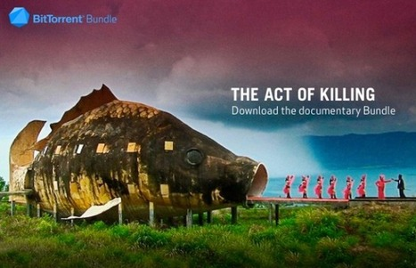 "Makers Of Oscar-Shortlisted Documentary ""The Act Of Killing"" Turn To BitTorrent For Promotion 