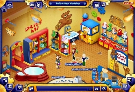 Juegos online y mundos virtuales para niñas | I... | educacion-y-ntic | Scoop.it