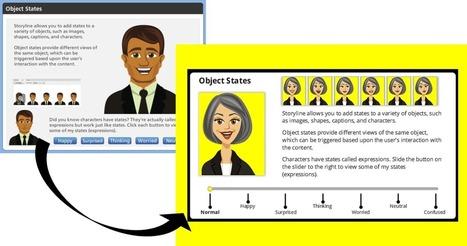 Freebie: Object States Interaction – ELH Challenge #139   Articulate Storyline tips & demos   Scoop.it