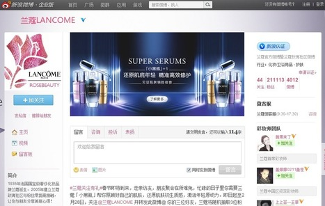 Marque de Cosmétique en Chine | Cosmetic & Beauty | Scoop.it