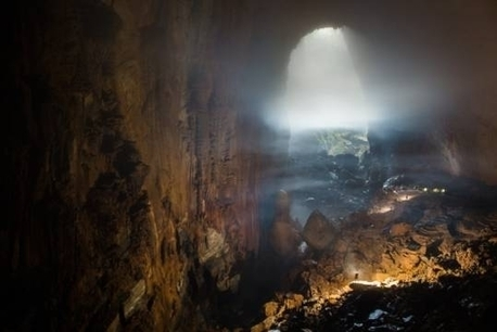 "Travel go to Son Doong Cave Broadcast On Television Progam ""Good Morning America"" 