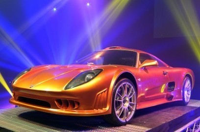 New Keating 'The Bolt' supercar guns for 340mph | Autocar | Luxury Cars | Scoop.it