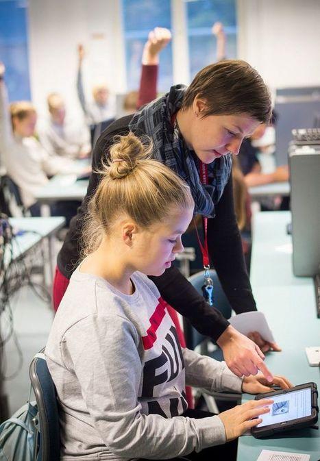 Opettajat opettelevat nyt koodaamaan - Opettajat - Kotimaa - Helsingin Sanomat | Mielenkiintoista & Hyödyllistä & Uutta | Scoop.it