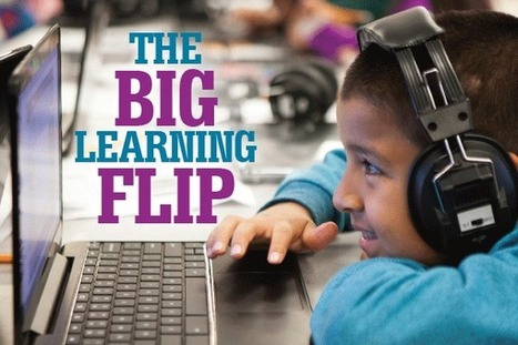 Blended learning revolution: Tech meets tradition in the classroom | Teach-ologies | Scoop.it
