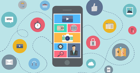10 Excellent Platforms for Building Mobile Apps | Aprendiendo a Distancia | Scoop.it