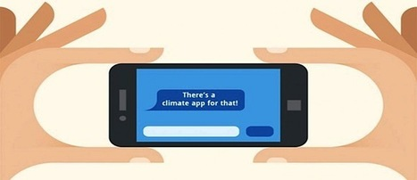 Top 10 Smartphone Apps for Climate Activists | EcoWatch | Scoop.it