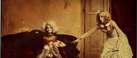 Notícias ao Minuto - 'Alice no País das Maravilhas' entre fotografia e pintura | Fotografia | Scoop.it