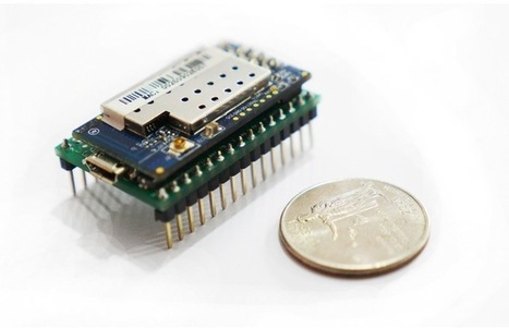 WifiDuino Chip Sized Arduino With Wi-Fi And Mini OLED Screen (Video) - Geeky gadgets | Makers and Future Electronics | Scoop.it