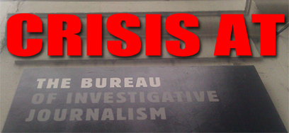 Iain Overton Resigns From the Bureau of Smears | Race & Crime UK | Scoop.it