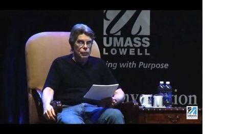 Les 20 conseils d'écriture par Stephen King | Média des Médias: Radio, TV, Presse & Digital. Actualités Pluri médias. | Scoop.it