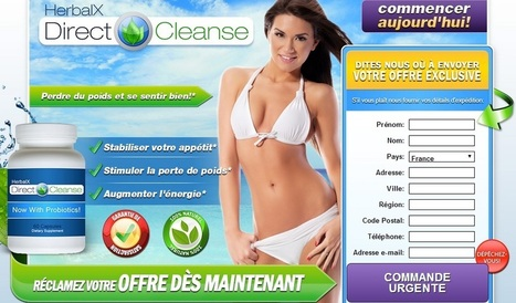 Herbal X Direct Cleanse - Obtenez Essai Sans Risque | Confirm Weight Loss Try once time about this | Scoop.it