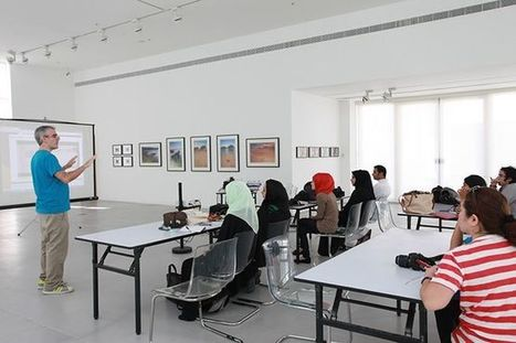 Sharjah Art Foundation - SAF Young Artist Programme | Zabeel International Web Pics | Scoop.it