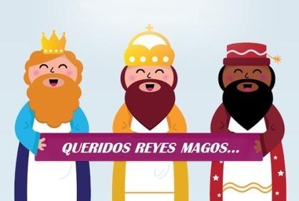 Hacia un Nuevo Rumbo de Aprendizaje: ¡Ya vienen los Reyes! | Herramientas y Recursos TIC Educativos | Scoop.it