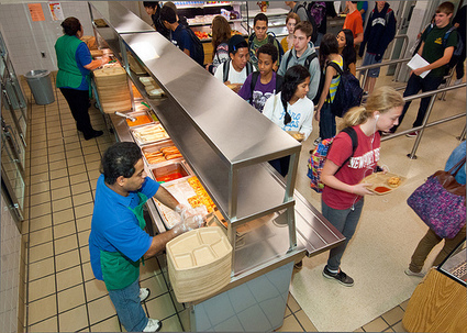 A dollar badly spent: New facts on processed food in school lunches | Sustainable Futures | Scoop.it