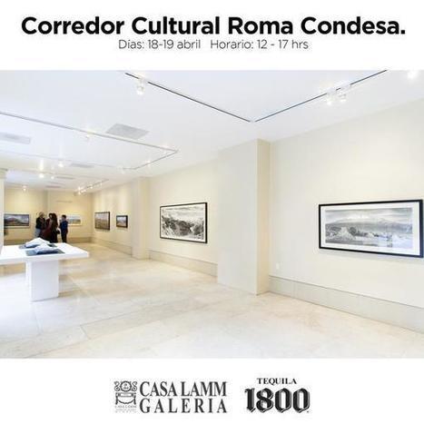 Corredor Cultural on Twitter   14º CORREDOR CULTURAL ROMA-CONDESA   Scoop.it