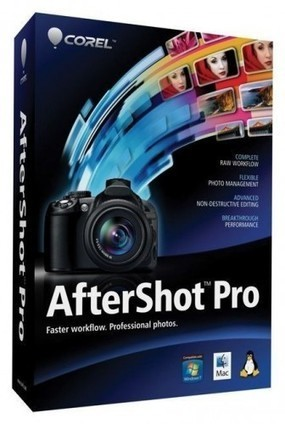 Corel AfterShot Pro to Give Lightroom a Run for its Money | DSLR video and Photography | Scoop.it