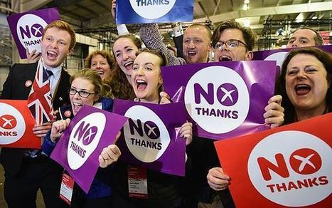 Why are Scots still more likely to vote than the rest of the country? | My Scotland | Scoop.it