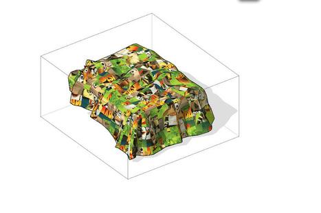 Sketchando • Ver Tema - [Tutorial] UV Mapping usando Sketchup+UVTools+RoadKill   Tutoriales   Scoop.it