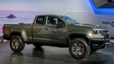 2016 Chevy Colorado Diesel And Specs   Car Reviews 2015   My jersey   Scoop.it