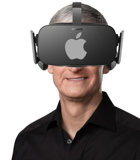 Apple thinks VR is cool | iEduc | Scoop.it