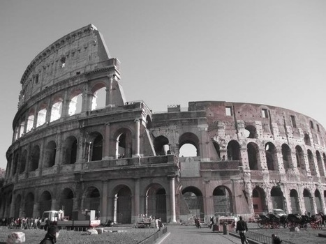 Sightseeing facts & tips for visiting the Colosseum in Rome, Italy | A World of Travel, Photography and Culture | Scoop.it