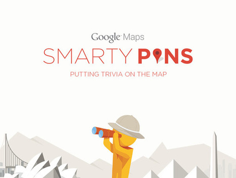 Smarty Pins, el nuevo juego de geografía de Google - tuexperto.com   Geografía   Scoop.it