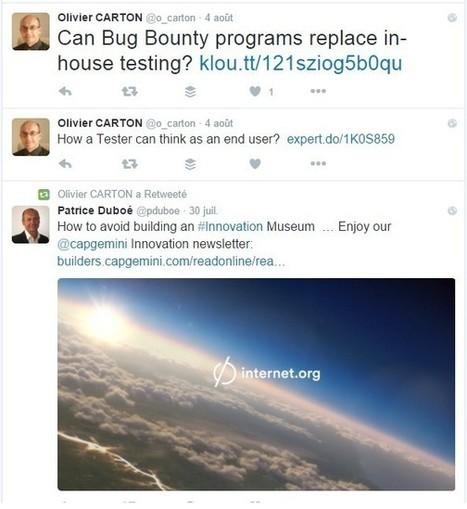 Transformer ses salariés en ambassadeurs sur les réseaux sociaux: l'exemple Capgemini | Web | Scoop.it