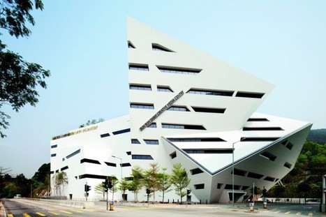 Run Run Shaw Creative Media Centre opens in Hong Kong | Asia Europe Culture News | Scoop.it