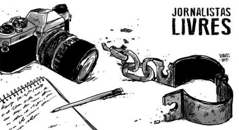 Nós somos @s #JornalistasLivres — JORNALISTAS LIVRES | CoMuNiC@ÇãO | Scoop.it