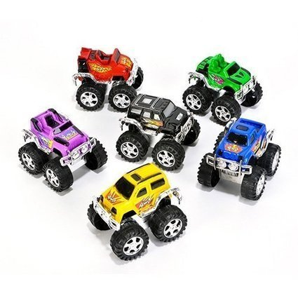 Monster Truck Toys for Kids | XpressionPortal | The Most Wanted Toys | Scoop.it