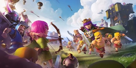 Tencent is reportedly in talks to buy the company behind 'Clash of Clans' at a '$9 billion' valuation | La Chine à l'heure de l'Internet | Scoop.it