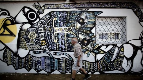 Buenos Aires, A Mecca For International Street Art | the different types of Art | Scoop.it