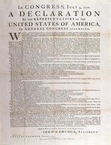 Declaration of Independence | Navigate | Scoop.it