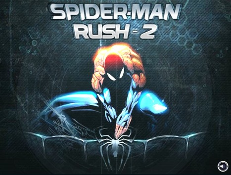 Spiderman Rush 2 - Play Your Best Spiderman Games On toonkaboom.com   Ben 10 Games   Spiderman Games   Scoop.it