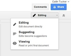 New Google Docs Feature: Editing Student Documents Just Got Easier! | EdTech Integration | Scoop.it