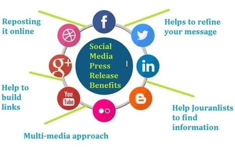 Importance of Using Social Media for Press Release distribution | Socialnomics | SocialMoMojo Web | Scoop.it
