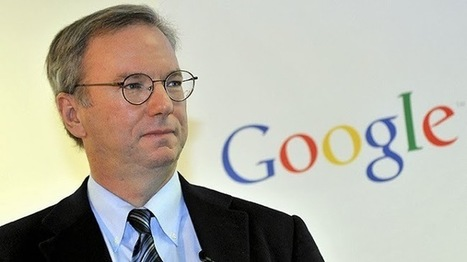 Google's Schmidt Condemns NSA Spying | Computer and Technology | Scoop.it