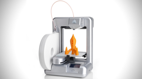 Cube 3D Printer by Cubify | Gadgets I lust for | Scoop.it
