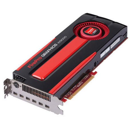 AMD FirePro W9000 6 GB – Graphics Card | High-Tech news | Scoop.it